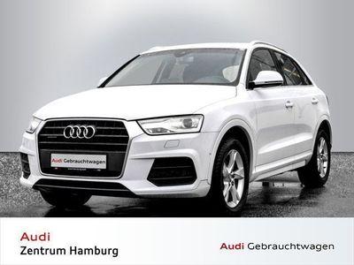 gebraucht Audi Q3 2,0 TDI sport quattro S tronic NAVI-PLUS KAMERA