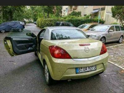 gebraucht Opel Tigra twin top Cabrio