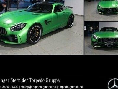 """gebraucht Mercedes AMG GT R """"Nummer 1"""" Grün GT R Designo B"""