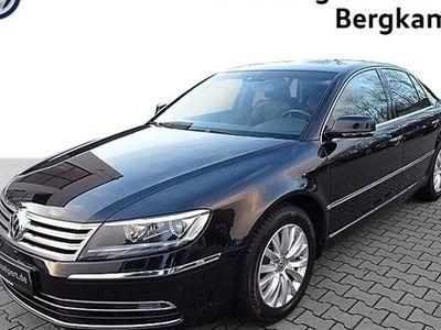 usado VW Phaeton V6 TDI AHK/LUFT/18WEGE/ACC/XENON