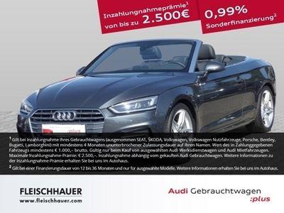 gebraucht Audi A5 Cabriolet 2.0 TFSI sport S line S tronic