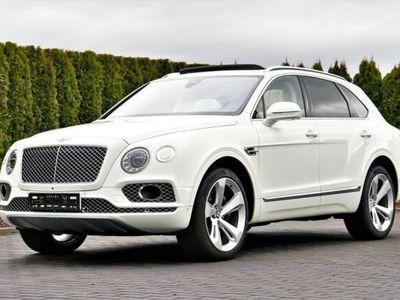 gebraucht Bentley Bentayga 6.0 W12 4WD FONDENTERTAINMENT PANORAMA