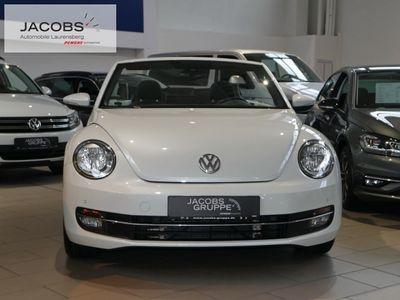 gebraucht VW Beetle Cabriolet 1.4 TSI Design DSG,Navi,PDC,Winds