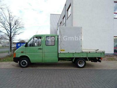 gebraucht VW LT 46 Pritsche Doppelkabine