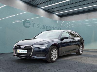 gebraucht Audi A6 A6Avant 40 TDI NAVI ACC Leder LED 2x PDC