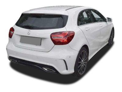 gebraucht Mercedes A200 d AMG Line Navi LED SHZ PTS Bluetooth
