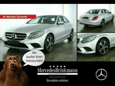 gebraucht Mercedes C180 AVANTGARDE/MULTIBEAM/NAVI/KAMERA SHD/Xenon als Limousine in Stavenhagen