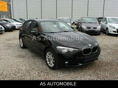 gebraucht BMW 118 Baureihe 1 Lim. 5-trg. d NAVI + SPORT +EURO-5