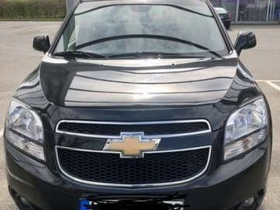 gebraucht Chevrolet Orlando 2.0 TD Aut. LT+