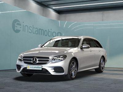gebraucht Mercedes E450 450 ET 4M AMG Line Wide AHK LED Navi SHD Kamera