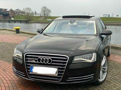 gebraucht Audi A8 3.0 TDI DPF clean diesel quattro tiptroni...
