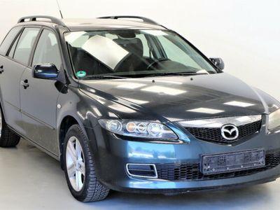 gebraucht Mazda 6 2.0 136 PS Kombi Sport Exclusive Automatik