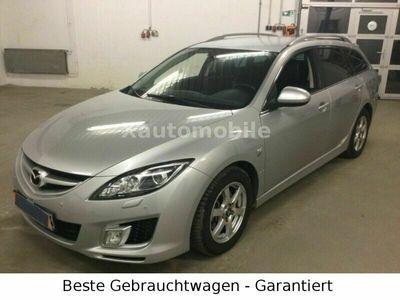 gebraucht Mazda 6 Kombi 2.0 CRDT Dynamic TÜV NEU GARANTIE als Kombi in Beeskow