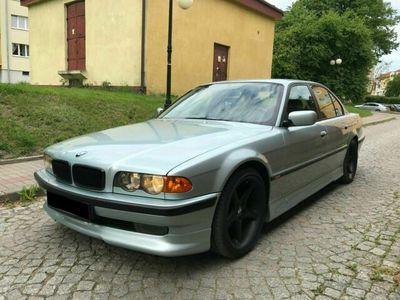 gebraucht BMW 735 e38 i V8 Hamann Alpina LPG Tausch