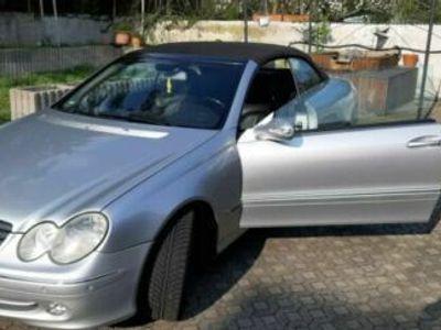 käytetty Mercedes CLK240 Cabrio Elegance