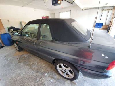 gebraucht Ford Escort Cabriolet 16V XR3i elektr Verdeck