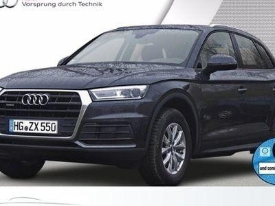 """gebraucht Audi Q5 2.0 TDI quattro Klima Navi """"keine Umweltprämie"""" Sitzheizung"""