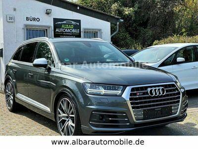 gebraucht Audi SQ7 Neu 4.0 TDI quattro Carbon*ACC*Virtual*Nachts*