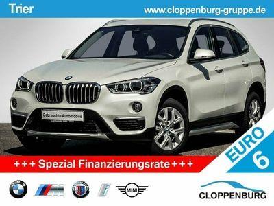 gebraucht BMW X1 xDrive18d xLine
