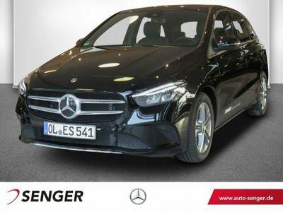 gebraucht Mercedes B220 4M Style LED Spurhalte-Assistent Rückfahrk