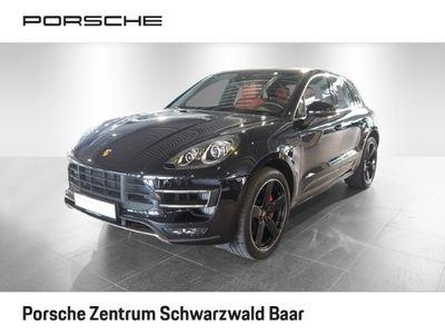 gebraucht Porsche Macan Turbo bei Gebrachtwagen.expert