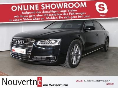 gebraucht Audi A8L W12 6.3 FSI quattro Lang Matrix Bose