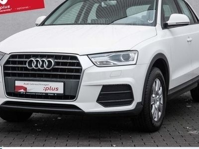 gebraucht Audi Q3 2.0 TDI 6-Gang XENON/ KLIMA/ EINPARKHILFE