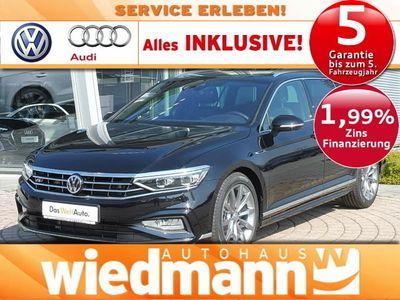 gebraucht VW Passat Variant Elegance 2,0 l TDI SCR DSG