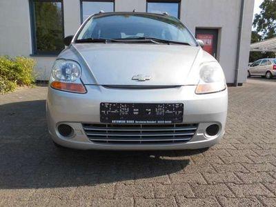 gebraucht Chevrolet Matiz 1.0 Autogas SE, LPG, Klima, ABS, Servo, u.v.m.!