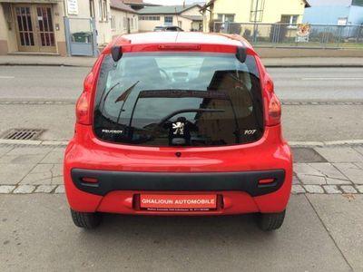 gebraucht Peugeot 107 Filou * 1 HAND * TOP ZUSTAND *
