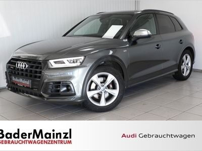 gebraucht Audi SQ5 TFSI 3.0 quattro tiptronic Kessy PhoneBox LED