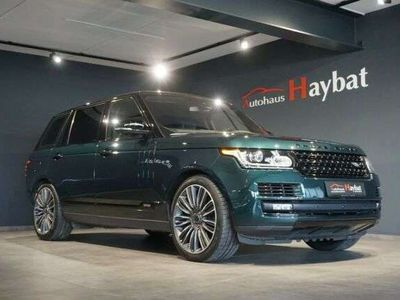 gebraucht Land Rover Range Rover 3.0 SDV6 Autobiography Lang / VOLL