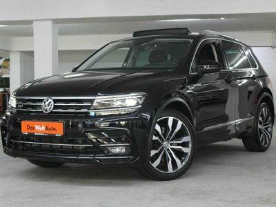 gebraucht VW Tiguan 2.0 TDI Highline R-Line-Ext