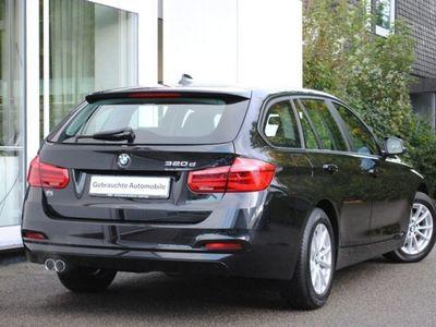 gebraucht BMW 320 d Touring Aut. Panorama LM Servotronic