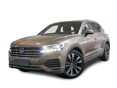 gebraucht VW Touareg 3.0 V6 TDI Elegance AKTIVSITZE ACC EU6