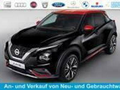 gebraucht Nissan Juke N-Design