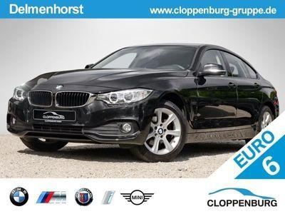 gebraucht BMW 420 Gran Coupé d xDrive Advantage HiFi Xenon AHK