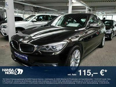 gebraucht BMW 318 Gran Turismo d NAVI PANORAMA KAMERA AHK