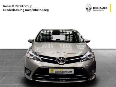gebraucht Toyota Verso 1.6 D-4D DPF Comfort Navigation, Klimaautomatik M