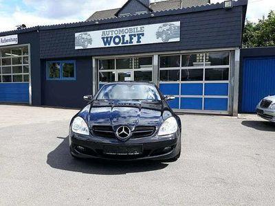 gebraucht Mercedes SLK200 Roadster 200 Kompressor