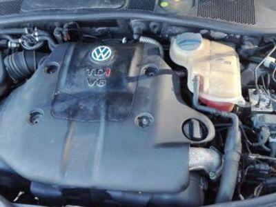 gebraucht VW Passat VWV6 V 6 Diesel 167 tkm Teileträger Motor uvm