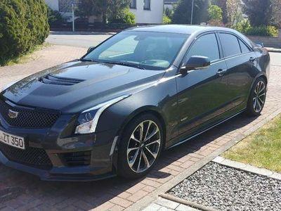 gebraucht Cadillac ATS -V 3.6TT V6 RWD AT Premium