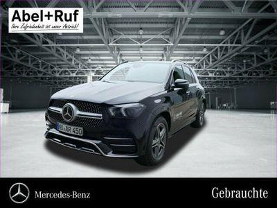 gebraucht Mercedes GLE450 AMG 4M.-AMG-Distronic-Airmatic-AHK-Schiebeda