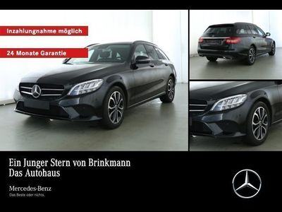 gebraucht Mercedes C300 T-Modell AVANTGARDE/KAMERA/LED/NAVI/DURCHL