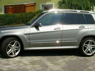 gebraucht Mercedes GLK250 AMG Packet
