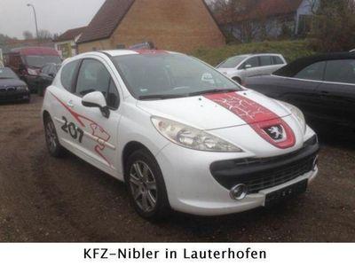 gebraucht Peugeot 207 120 Sport KLIMA+8-FACH+TÜV06/2019