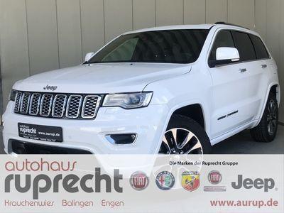 gebraucht Jeep Grand Cherokee Overland 3.0l V6 MJet (250PS)