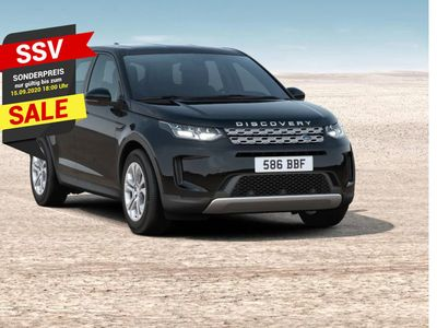 gebraucht Land Rover Discovery Sport 2.0 D150 Aut AWD in Kehl