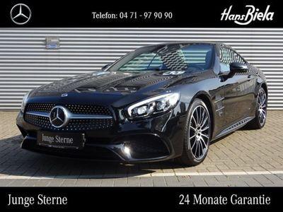 gebraucht Mercedes SL500 AMG/Carbon/MagicSky/HK/Massage/Sitzkl/ABC AMG Line
