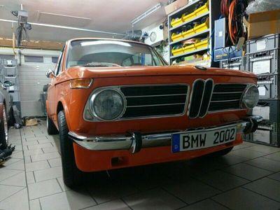 gebraucht BMW 2002 - Karosserie zum Fertigbauen als in Gudendorf